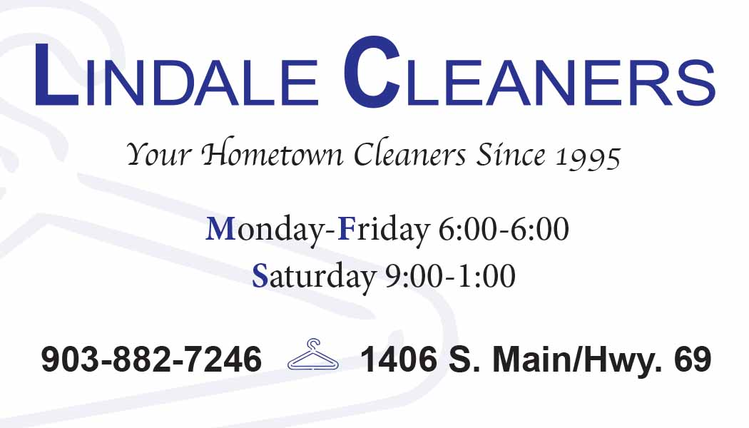 Lindale Cleaners