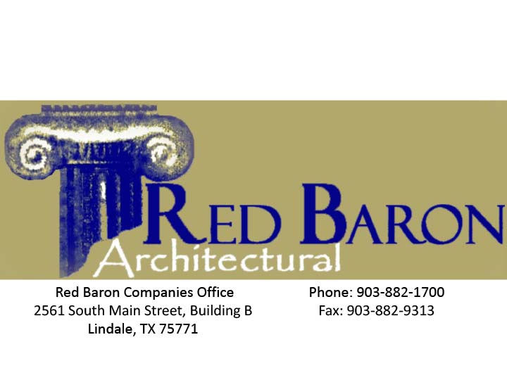 Red Baron Architectural
